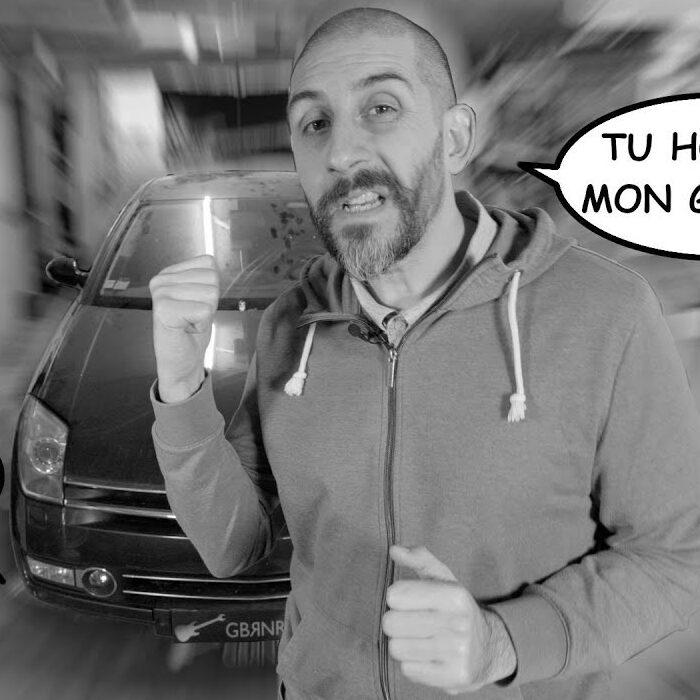 ÉPISODE #50 – François de Garage, Bagnoles et Rock 'N Roll